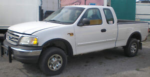 2003 FORD F150 Pickup Truck, 4x4, extended cab