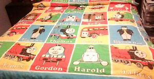 VINTAGE THOMAS THE TANK ENGINE COMFORTER