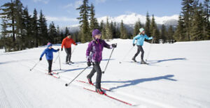 LOTS OF X COUNTRY SKI PACKAGES PRICE 40-150 PER PACKAGE USED BUT