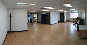 2nd Floor Office space on busy corner of Franklin Blvd and Bisho