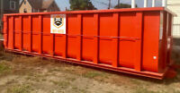 Disposal bins for rentals at low prices! Many sizes available!!
