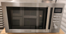 Morphy Richards combi Microwave AC925EYG - Convection only