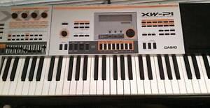 Casio XWP1 Digital Synthesizer Keyboard KRK Rokit 5 x 2 speakers Alexander Heights Wanneroo Area Preview