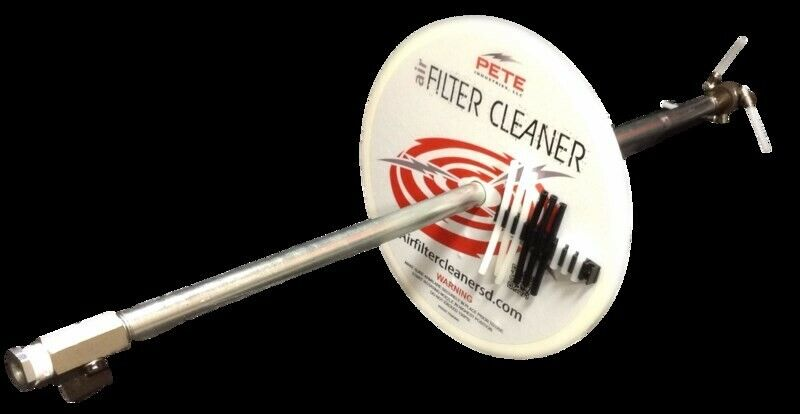 Diesel Air Filter Cleaner for Semi, Tractor, Combine or any Large Filter USA