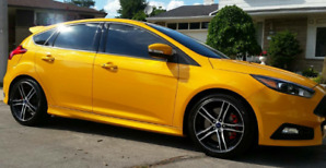 2016 Ford focus st purchase or finance takeover