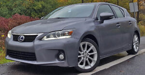 2012 Lexus CT 200h Touring Wagon