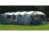 Royal Bordeaux 6 XL ZG Tent. 6 Berth