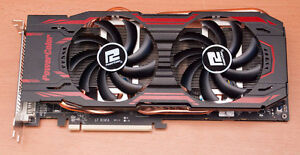 Power Color TurboDuo R9-280x Video Card