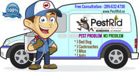 Bed Bug Control Affordable