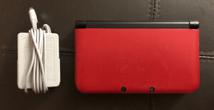 Nintendo 3DS XL and 16 games