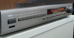 Yamaha TX-540 Stereo Tuner Radio - Mint Condition Rare AM/FM