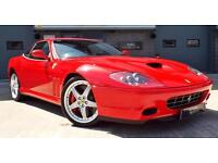 2004 Ferrari 575M 5.7 RHD F1 Maranello GTC Handling Package!