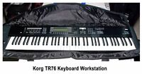 Korg TR-76 workstation