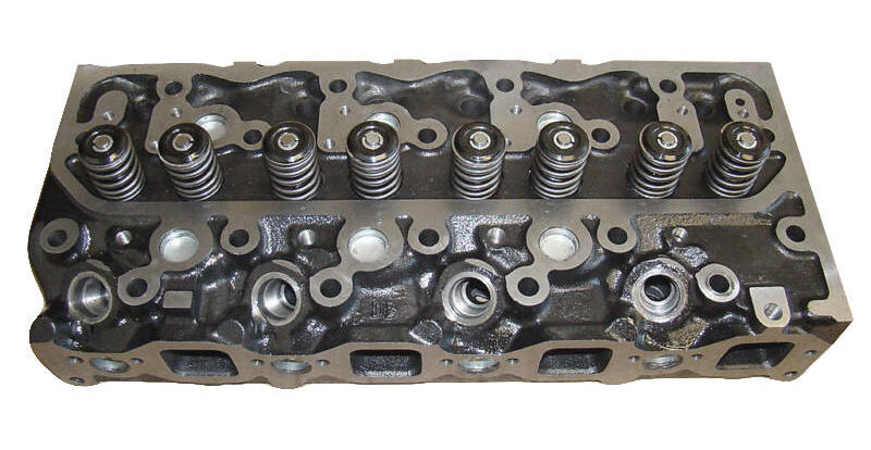 How to Clean Cylinder Head Valves