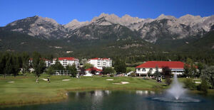 $475 for full condo w. kitchen in resort in Fairmont Hot Springs