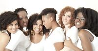 Coiffeuse pour Cheveux Naturels / Hairdresser for Natural Hair