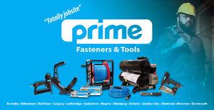 PRIME Fasteners & Tools
