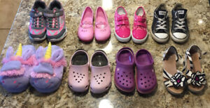 c60de354b Girls Shoes - Size 12-3 - MK