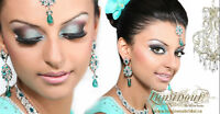 BRIDAL, WEDDING ,PARTY MAKEUP/HAIR ARTIST AVAILABLE