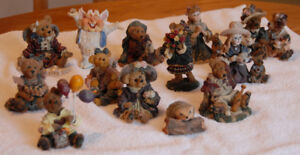 Boyd's Bears and Friends ornaments