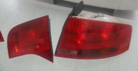 Audi A4 B7 2005-2007 saloon rear lights