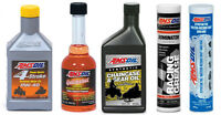 AMSOIL ATV & UTV Synthetic Lubricants / Fuel additives