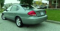 2007 Ford Taurus SE No Accident e-test & Safety