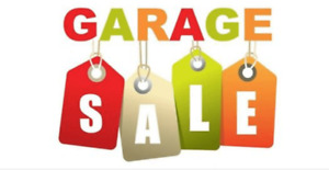 Garage Sale - Oct 14, 2018