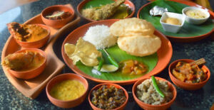 Home Cooked Indian (Bengali) Food Catering