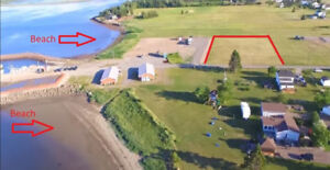 Water view Land for sale