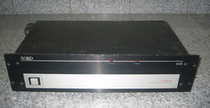 Vintage QED 440 Class A power amp