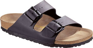 Birkenstock-ARIZONA-38-L7M5-R-New-051791-Black