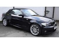2009 09 BMW 1 SERIES 2.0 118I M SPORT 2D 141 BHP