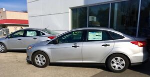 2015 Focus S sedans.  2 to choose from. Only $14,900* Kingston Kingston Area image 3