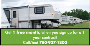 RV and Boat Storage for rent