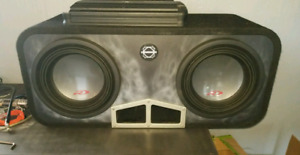 ALPINE TYPE R SUBS AND ALPINE AMP