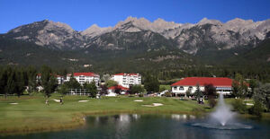 $350 for full condo w. kitchen in resort in Fairmont Hot Springs