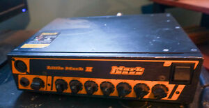 Mark Bass Little Mark II Bass Head, Ampeg 410HLFCabinet