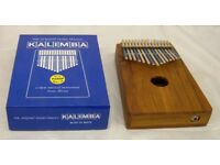 Hugh Tracey Kalimba (in the Scale of G) - built in Electronic Pickup