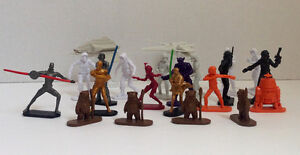 24pc STAR WARS Kids Plastic Toy Soldier Play set