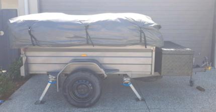 MDC 2012 camper trailer Mountain Creek Maroochydore Area Preview