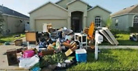 LOW COST JUNK REMOVAL CALL BOB 780 908 7090