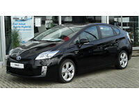 PCO Cars Rent or Hire TOYOTA PRIUS Uber/Cab Ready @ £90pw