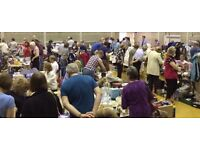 Locks Heath INDOOR CAR BOOT SALE SATURDAY 4TH MARCH 2017