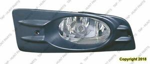 Fog Light Set Coupe Dealer Installed High Quality Honda Accord 2005-2006