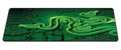 New Razer Goliathus Speed  Extended Gaming Mouse Mat Pad- Black/Green 700*300mm