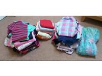 Big bundle of girls clothes age 3-4 years