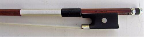 A very fine FRENCH violin bow stamped GRANDINI/Raffin cert