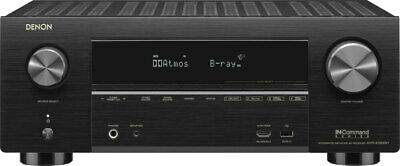 Denon AVR-X3600H 9.2ch home theater receiver