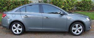 2009 Holden Cruze Sedan - First car buyers dream! Brandon Burdekin Area Preview